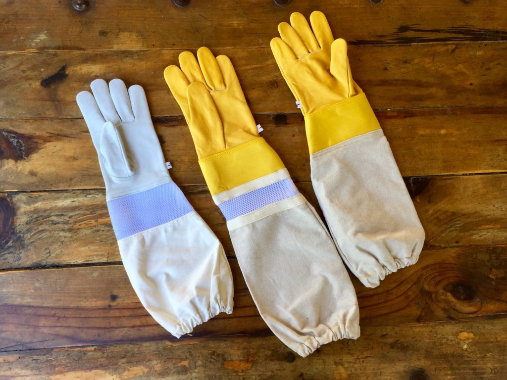 bee gloves
