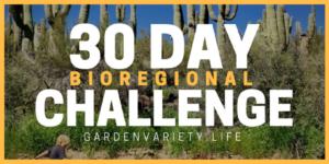bioregional challenge button